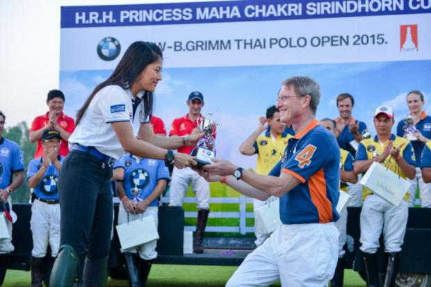 BMW-B.Grimm Thai Polo Open 2015