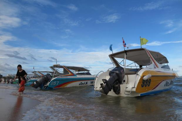 Picking up speed in a push for boat safety