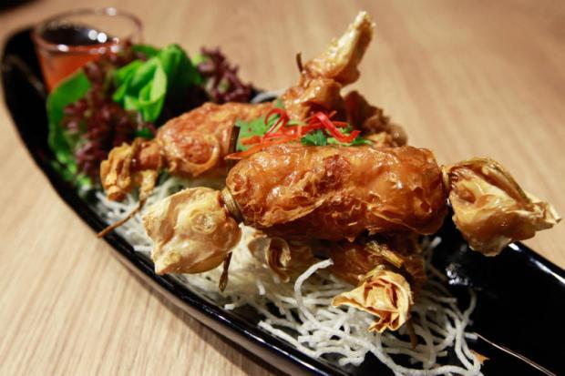 Osha Thai Kitchen Menu