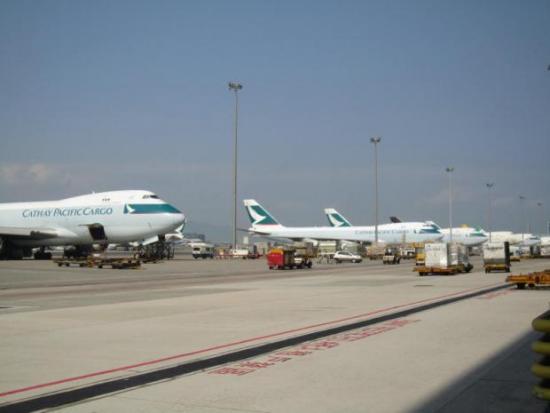 Global Passenger, Cargo Totals Increase In June
