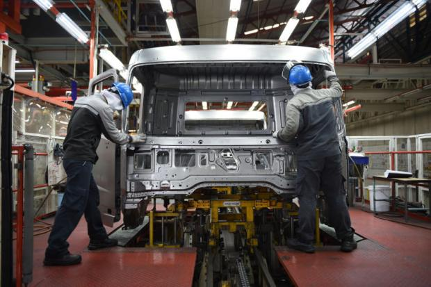 Volvo Group upbeat as truck sales rise