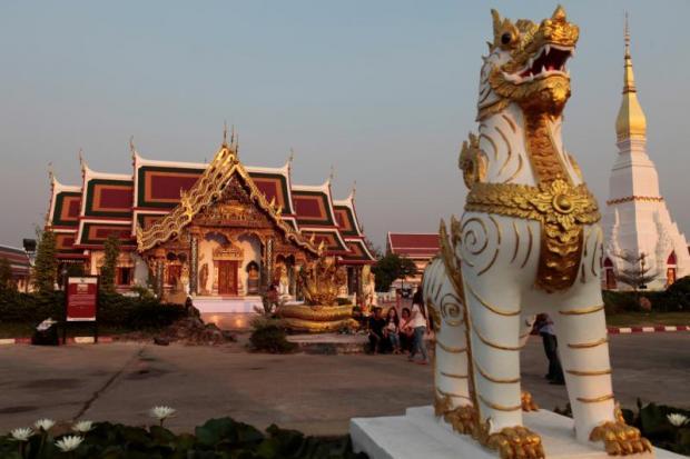Merit-making in Sakon Nakhon