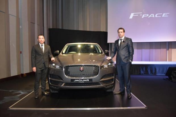 Jaguar spots potential in Thai market | Bangkok Post: business