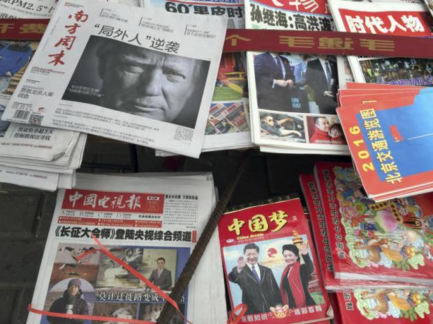 Trump's brave new world of Twitter diplomacy