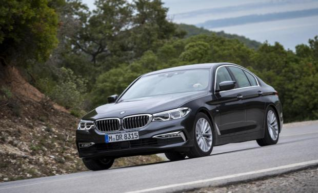 New BMW 5-series first drive review
