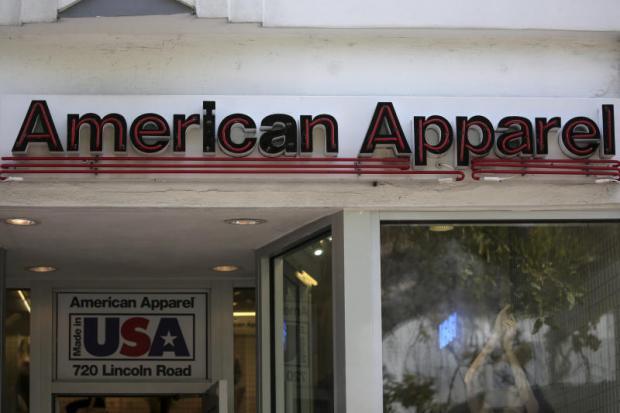 American Apparel announces closure of LA headquarters, all 110 USA stores