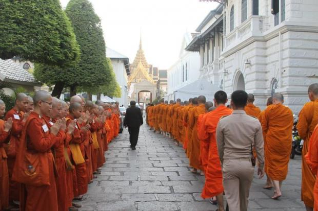 Monks of a different gender