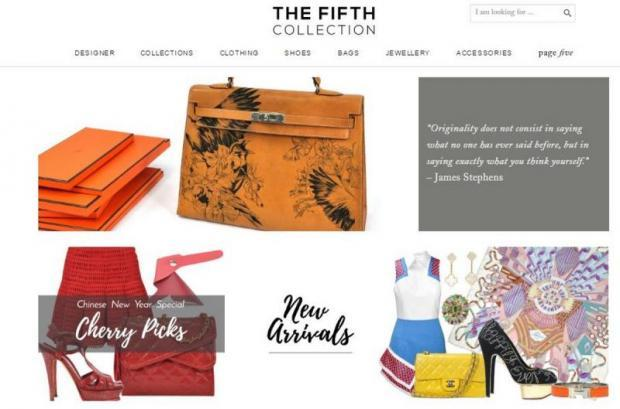 luxury goods get a second life online