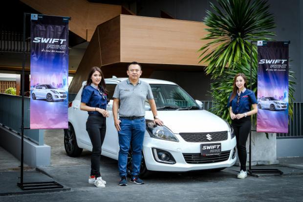 Suzuki optimistic about sales | Bangkok Post: auto