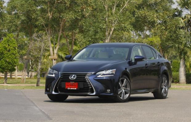 2017 Lexus GS200t review
