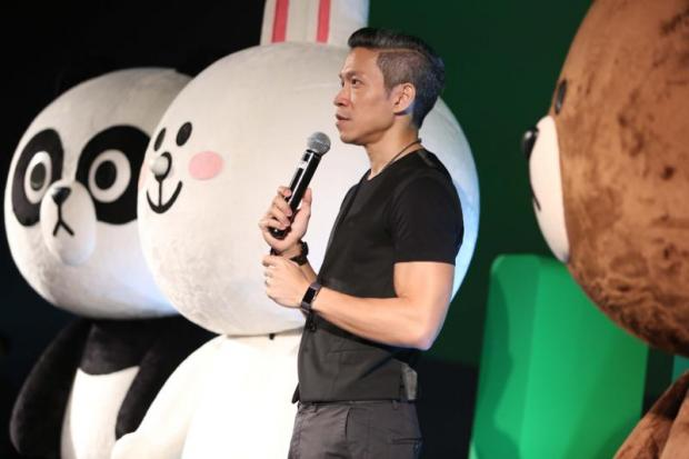 Line looks beyond messaging app