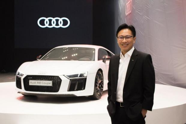 Audi looks to make inroads in Thailand
