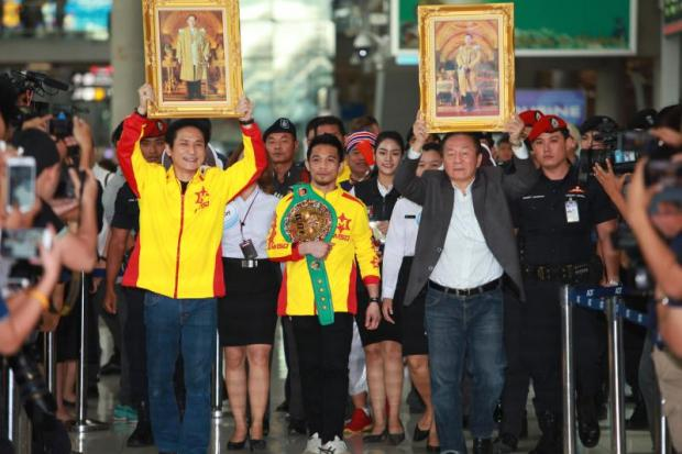 The man behind Srisaket's rise back to stardom