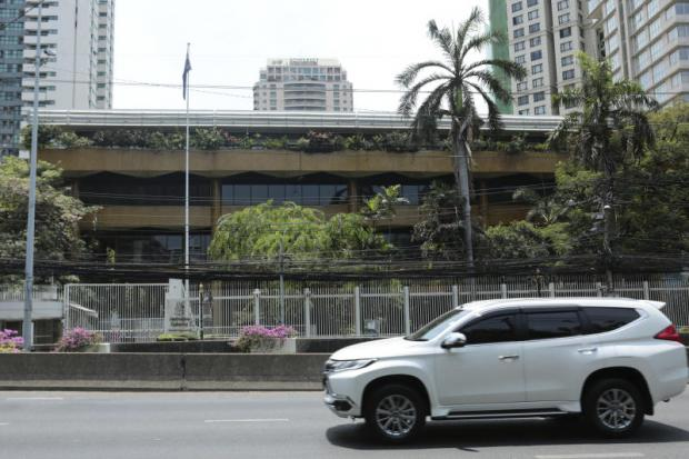 Australian embassy land sale could set record