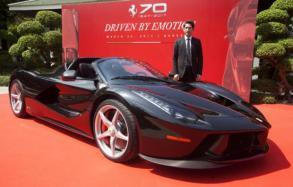 Cavallino Motors sees good Ferrari sales signs