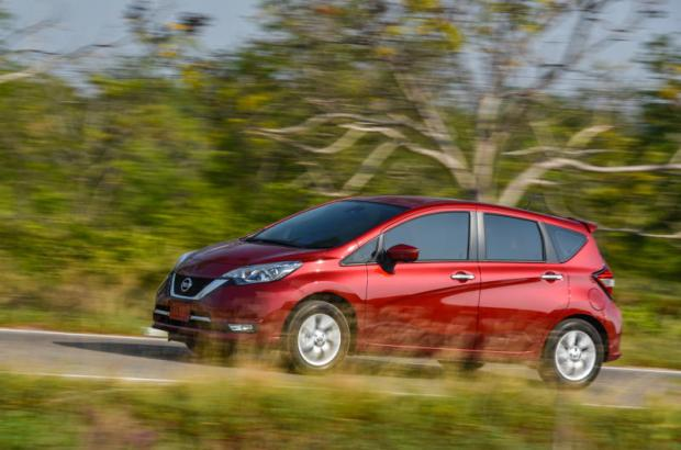 2017 Nissan Note 1.2 VL review