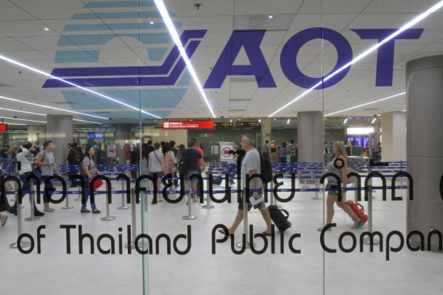 Holiday boost for airports | Bangkok Post: business