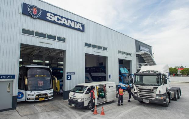 Scania predicts 41.5% growth in truck sales