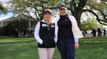 Ariya receives US golf writers' award at Augusta