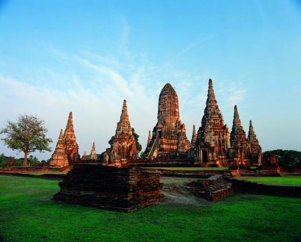 The truth about Ayutthaya