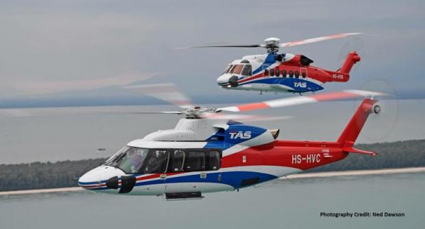 Sikorsky beefs up chopper support