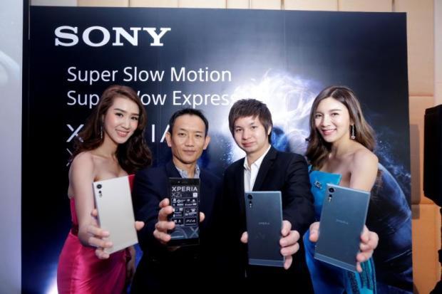 More Thai-built Sony phones