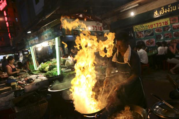 TAT to host street food festival