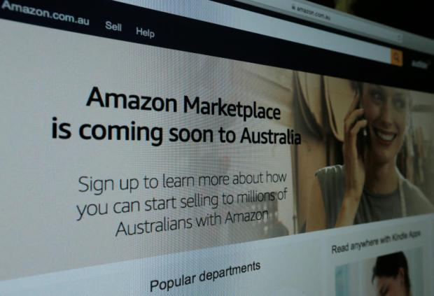 Australian retailers brace for arrival of Amazon