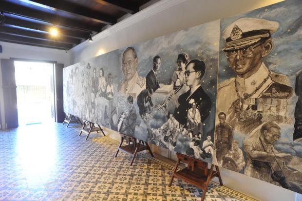 The vibrant art of Songkhla
