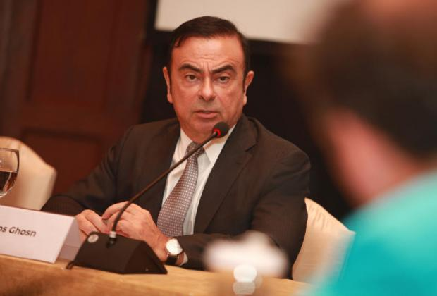 Ghosn calls for clarity on eco-vehicles