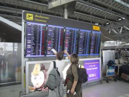 Four new airlines alight in Thailand
