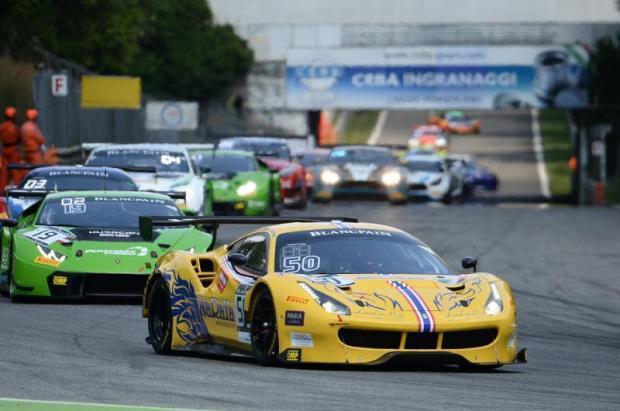 Pasin kicks off Blancpain GT season with second place in Monza | Bangkok Post: news