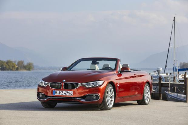 Bmw 430i Convertible 2017 Review Bangkok Post Auto