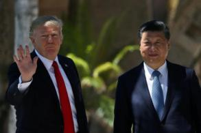 Asia weighs risk and reward in Trump-Xi 'bromance'