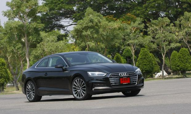 Audi A5 Coupe 45 TFSI (2017) review