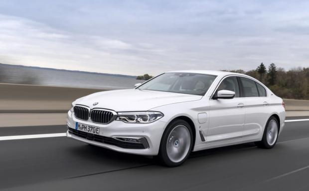 BMW 530e plug-in hybrid (2017) review
