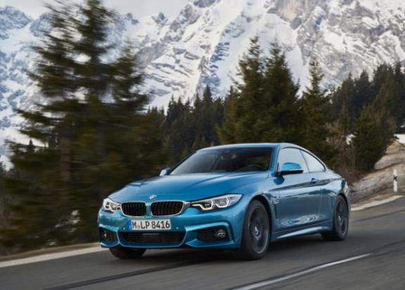 Bmw 440i Coupe 2017 Review