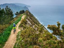 Riding the Basque Coast