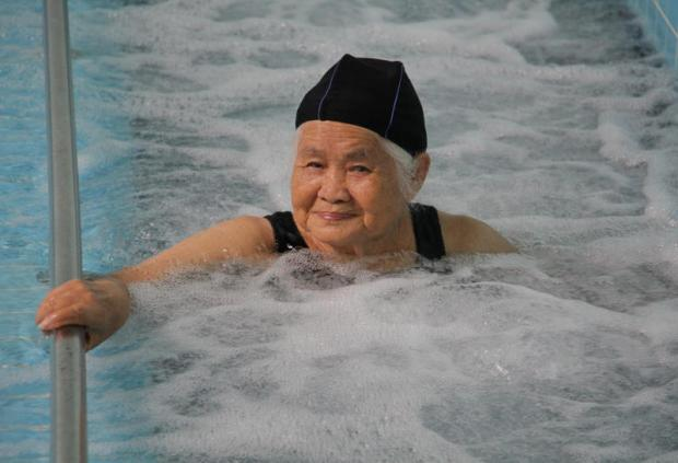 Hydrotherapy centre proves to be a boon for the elderly