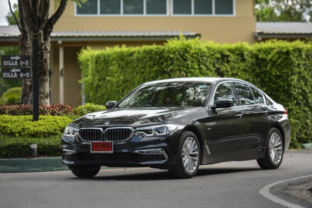 BMW 520d Luxury (2017) review