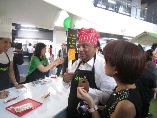AirAsia goes for glorious 'gourmet' food