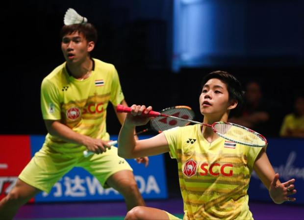 Thais settle for Sudirman Cup bronze