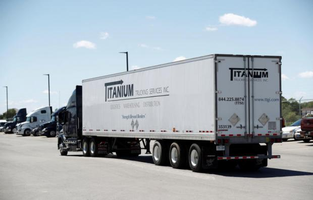 Born-again BB hopes to ride trucks to growth