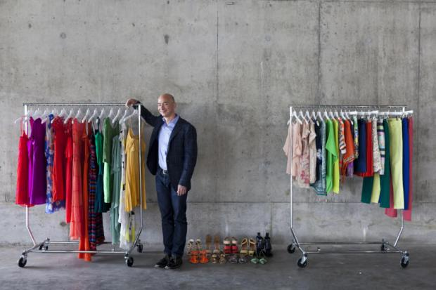 Amazon lets you try on and return clothes free