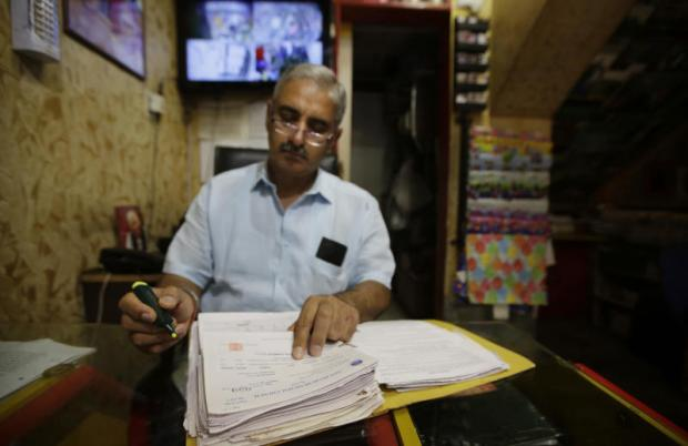 Shopkeepers brace for the GST rollout