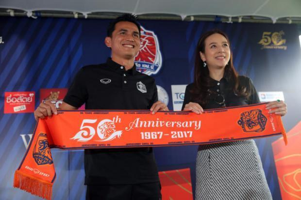 Kiatisak to turn new club into hell for visitors | Bangkok Post: news