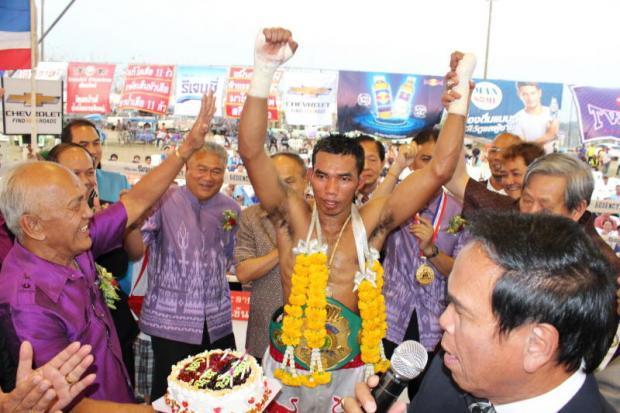 Teerachai hopeful of title shot | Bangkok Post: news
