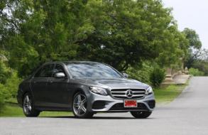 Mercedes-Benz E350e plug-in hybrid (2017) review