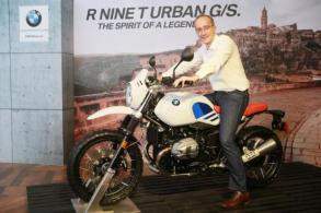 BMW upbeat on bike sales despite slow Q1