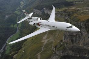 Dassault Falcon circles Thailand in hunt for corporate jet buyers